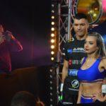 Gala w Kałuszynie Michał Olaś wyjście