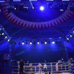Gala w Kałuszynie namiot